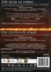 Mask Of Zorro / Legend Of Zorro