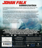 Johan Falk 11 - Barninfiltratören (Blu-ray)