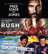 Free State of Jones / Rush / Skiptrace (Blu-ray)