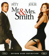 Mr. & Mrs. Smith (Blu-ray) (Begagnad)
