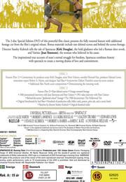 Spartacus (2-disc)