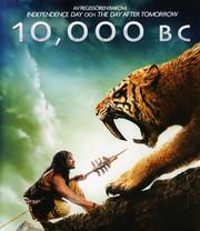 10,000 B.C. (Blu-ray) (Begagnad)