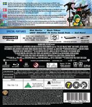 LEGO Ninjago Movie (4K Ultra HD + Blu-ray)