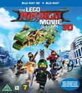 LEGO Ninjago Movie (Blu-ray 3D + Blu-ray)