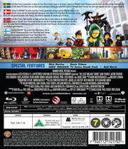 LEGO Ninjago Movie (Blu-ray)