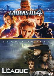 Fantastic 4 / The League (2-disc)