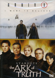 Arkiv X: I Want To Believe / Stargate The Ark of Truth (2-disc)