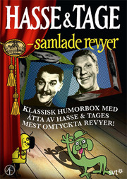 Hasse & Tage - Samlade Revyer Box (6-disc)
