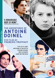 Adventures Of Antoine Doinel - 5 Films By François Truffaut (ej svensk text)
