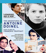 Adventures Of Antoine Doinel - 5 Films By François Truffaut (ej svensk text) (Blu-ray)