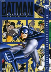 Batman Animated Series - Volym 2 (4-disc)