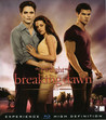 Twilight Saga - Breaking Dawn: Del 1 (Blu-ray)
