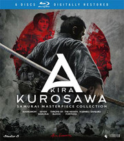 Akira Kurosawa Samurai Masterpiece Collection (Blu-ray)