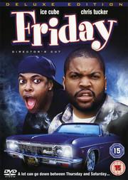 Friday - Director's Cut (ej svensk text)