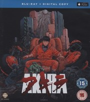 Akira (ej svensk text) (Blu-ray)