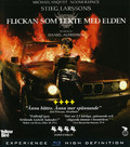 Flickan Som Lekte Med Elden (Blu-ray) (Begagnad)
