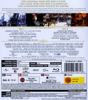 Gladiator (2-disc) (Blu-ray) (Begagnad)