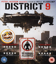 District 9 (ej svensk text) (Blu-ray)