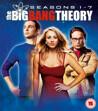 Big Bang Theory - Säsong 1-7 (Blu-ray) (ej svensk text)
