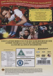 Wizard of Oz (1-disc)