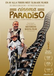 Cinema Paradiso (Nyrestaurerad)