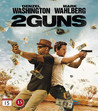 2 Guns (Blu-ray) (Begagnad)
