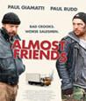 Almost Friends (Blu-ray) (Begagnat)