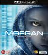 Morgan (4K Ultra HD Blu ray)