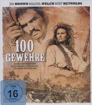 100 Rifles (ej svensk text) (Blu-ray)