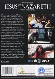 Jesus of Nazareth (Miniserie) (2-disc) (ej svensk text)