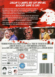 Friday the 13th - Part 7 - the New Blood