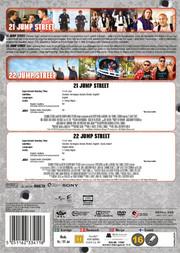 21 Jump Street / 22 Jump Street (2-disc)