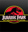 Jurassic Park 1-4 - 25th Anniversary Collection (Blu-ray)