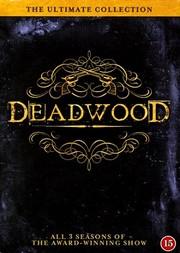 Deadwood - Säsong 1-3