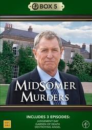 Morden I Midsomer - Box 5 Del 13-15