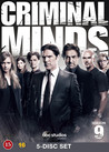 Criminal Minds - Säsong 9 (Begagnad)