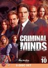 Criminal Minds - Säsong 10 (Begagnad)