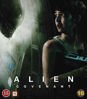 Alien: Covenant (Blu-ray) (Begagnad)