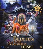 Blixten Och Det Magiska Huset (Blu-ray)