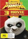 Kung Fu Panda 1-3 (3-disc)
