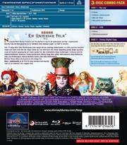 Alice I Underlandet (2010) (Blu-ray + DVD + E-Copy)