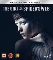 Girl In the Spider's Web (4K Ultra HD Blu-ray + Blu-ray)