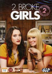 2 Broke Girls - Säsong 2 (Begagnad)