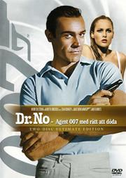 Dr. No - Agent 007 Med Rätt Att Döda (2-disc)