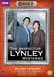Kommissarie Lynley - Box 3 Del 7-9