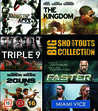 Big Shootouts Collection Box (6-disc) (Blu-ray)