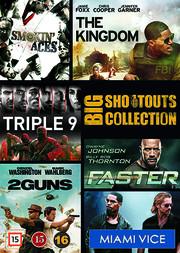 Big Shootouts Collection Box (6-disc)