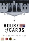 House of Cards - Säsong 1-6